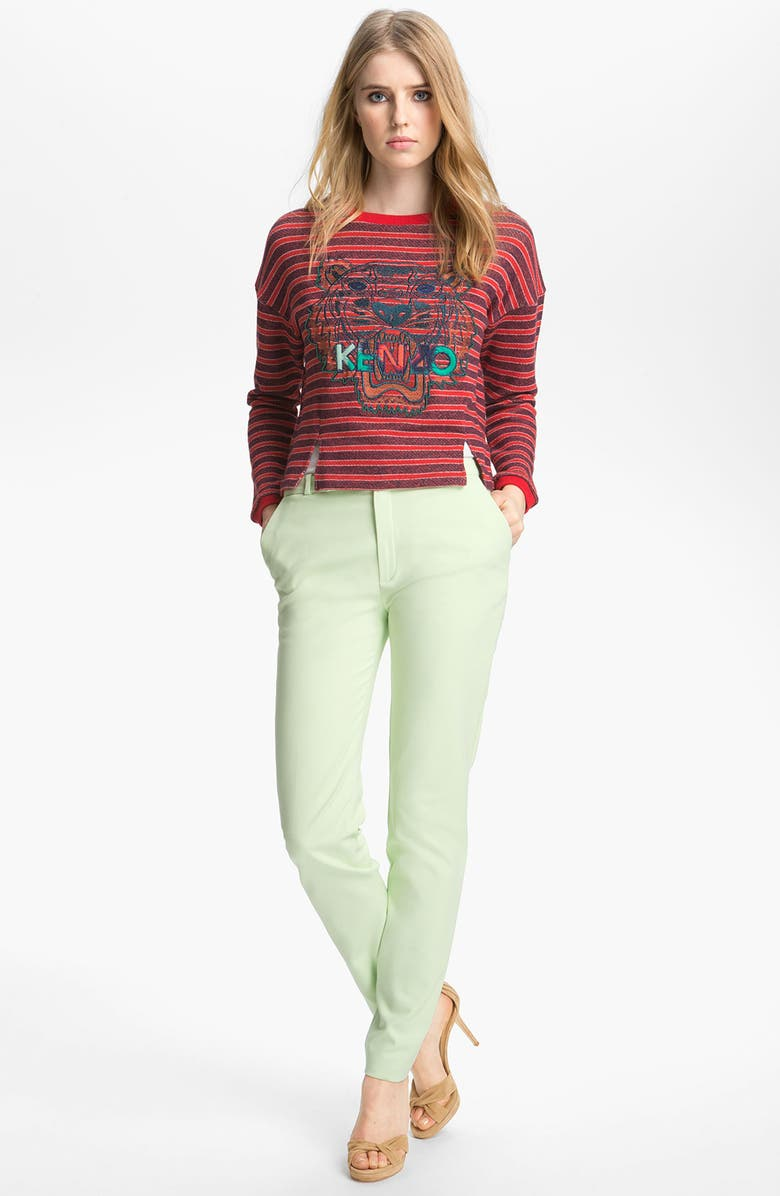 KENZO Tiger Embroidered Sweatshirt, Main, color, 600
