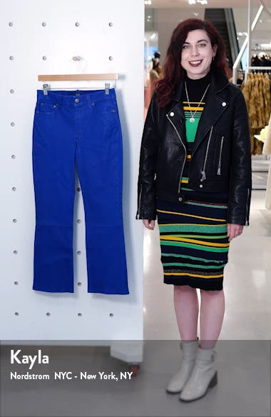 Leather Crop Pants, sales video thumbnail