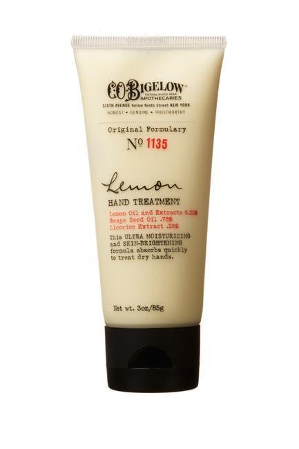 Image of C.O. BIGELOW C.O Bigelow No. 1135 Lemon Hand Treatment, 3.0 oz.