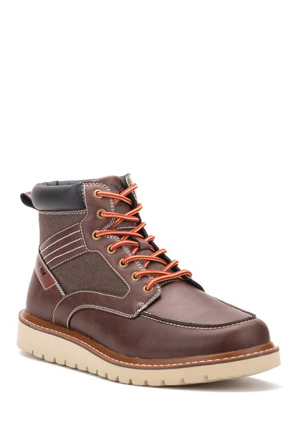 Image of XRAY Strubby Lace-Up Boot
