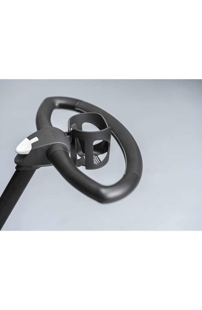 STOKKE Xplory<sup>®</sup> Stroller Cup Holder Attachment, Main, color, BLACK