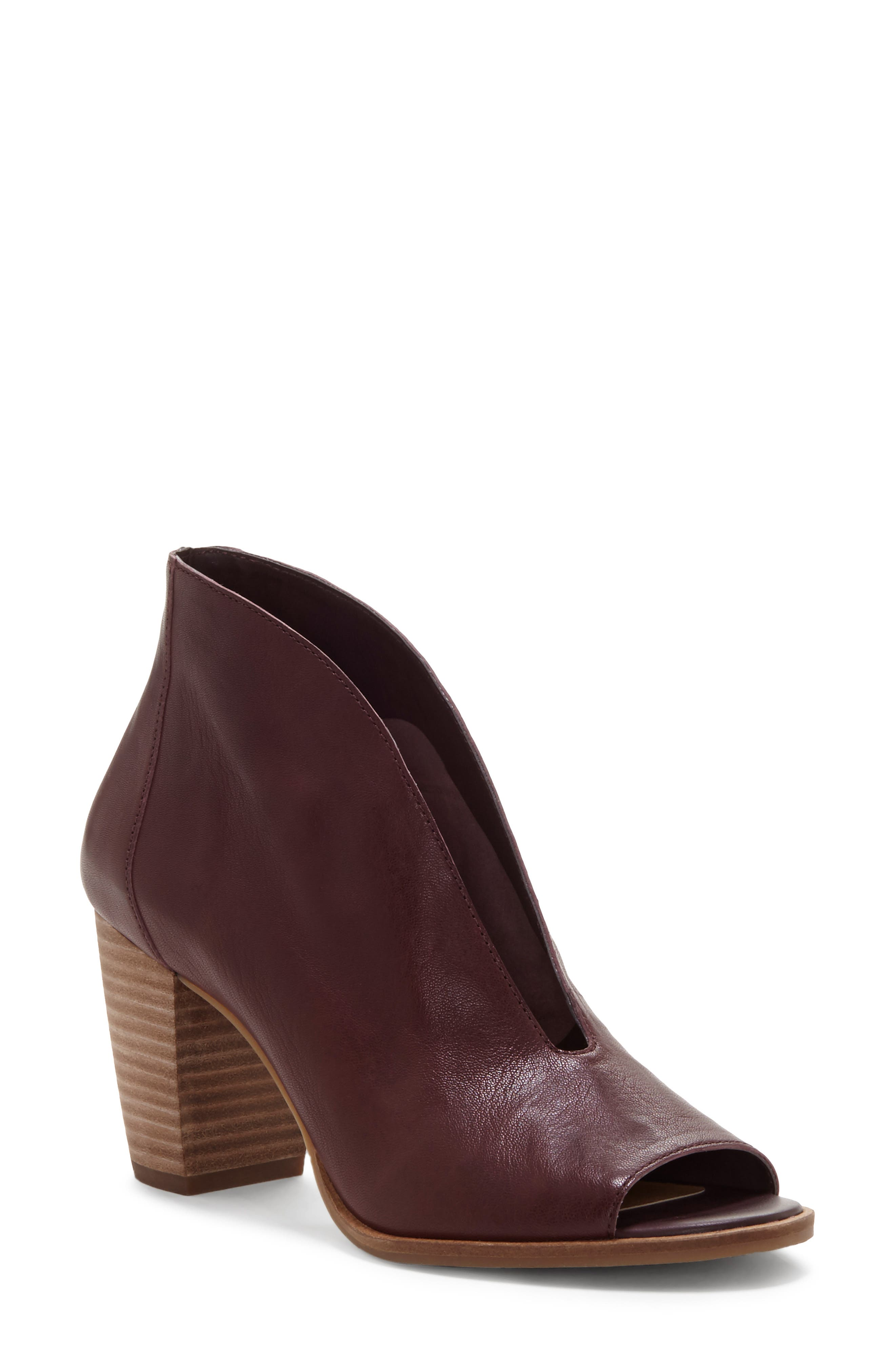 Lucky Brand Joal Bootie, Purple