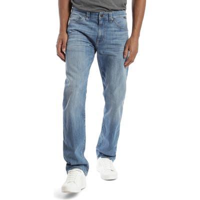 Mavi Jeans Zach Straight Leg Jeans - Blue