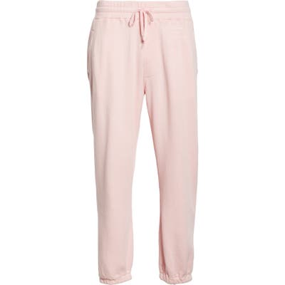 Entireworld French Terry Sweatpants, Pink (Nordstrom Exclusive)