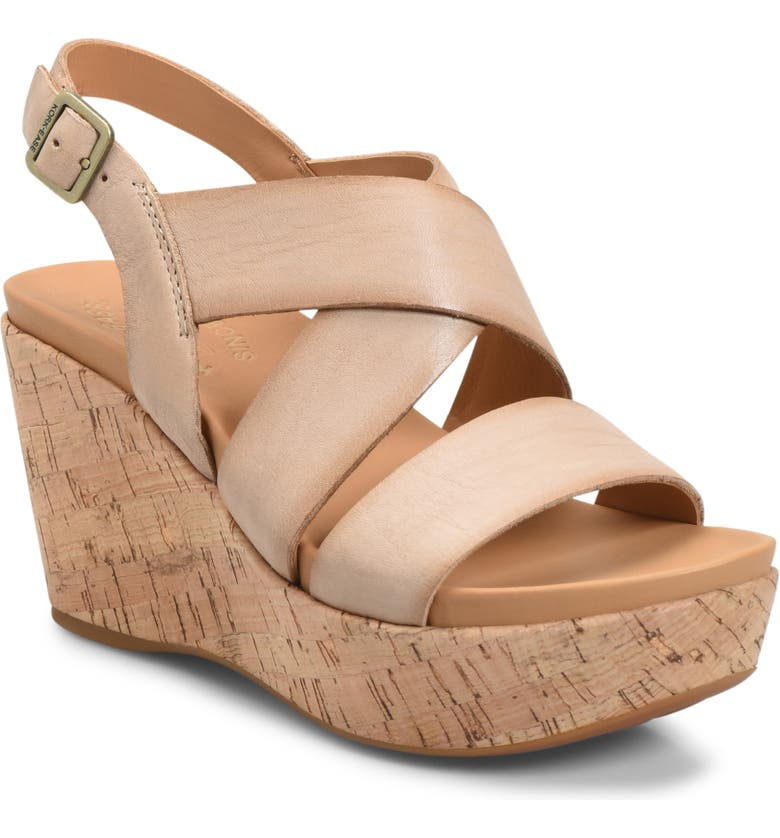 6d194d9647 Kork-Ease® Ashcroft Wedge Sandal (Women) | Nordstrom