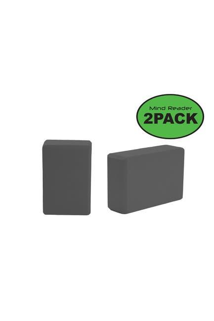 Image of MIND READER High Density EVA Foam Yoga Blocks - Set of 2
