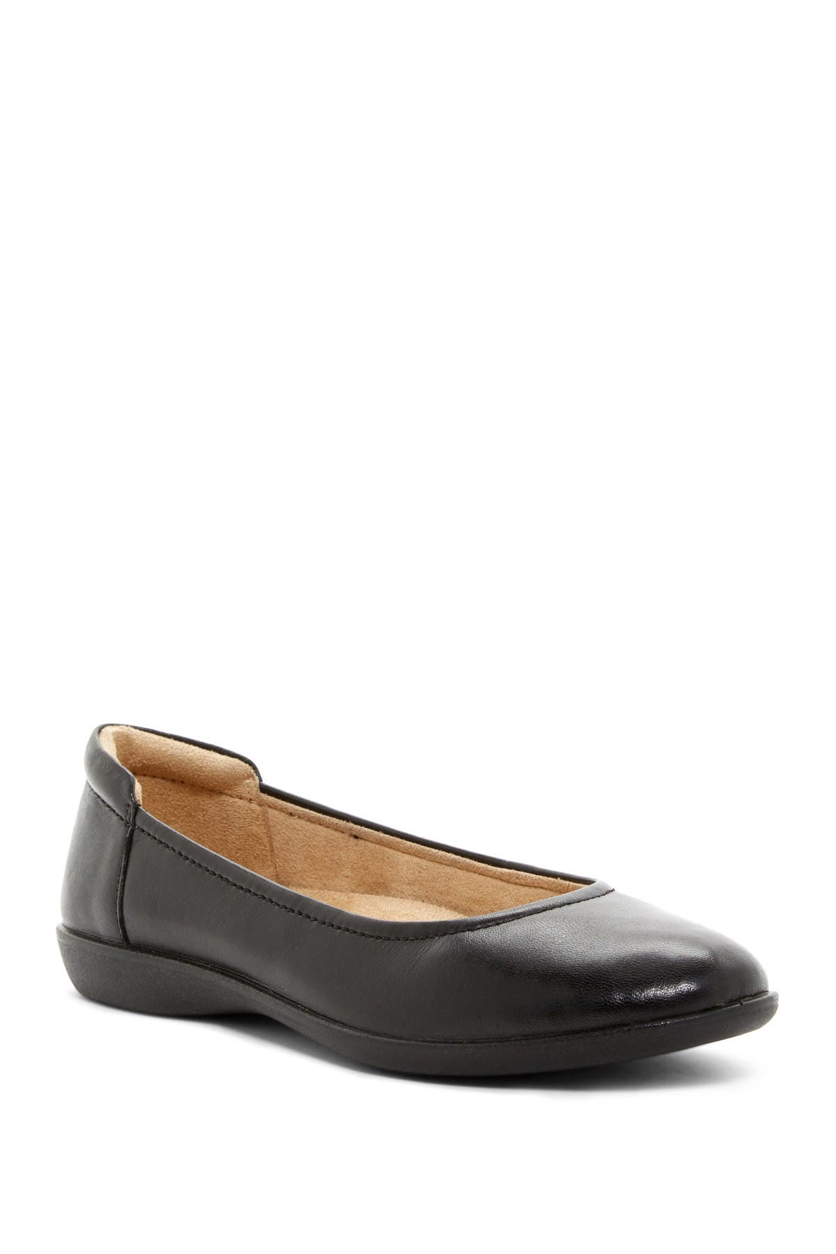 Image of Naturalizer Flexy Leather Flat - Wide Width Available