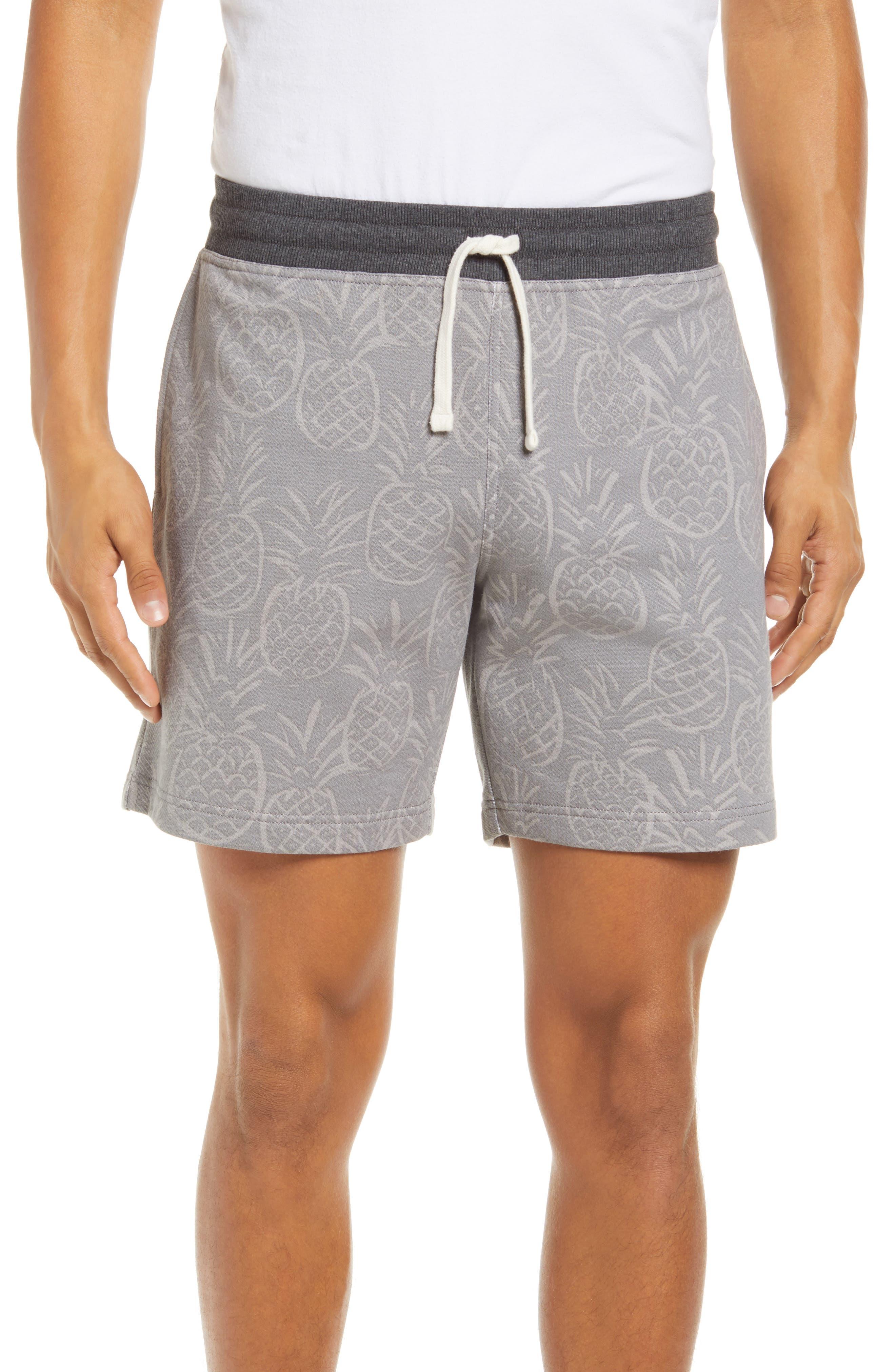 Hazy Pineapples Lounge Shorts