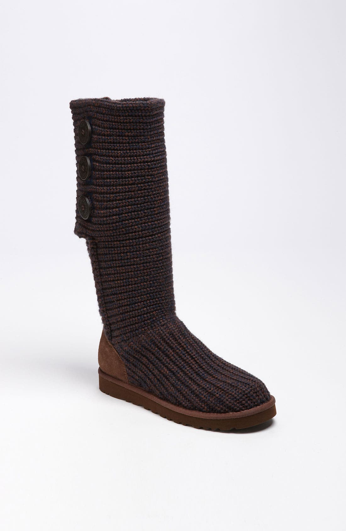 ,                             'Cardy' Classic Knit Boot,                             Main thumbnail 38, color,                             467