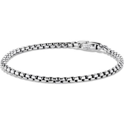 David Yurman Medium Box Chain Bracelet