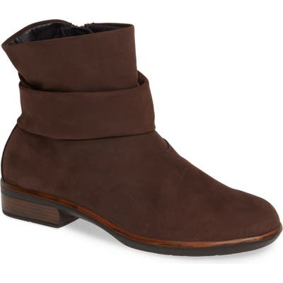 Naot Brisote Bootie, Brown