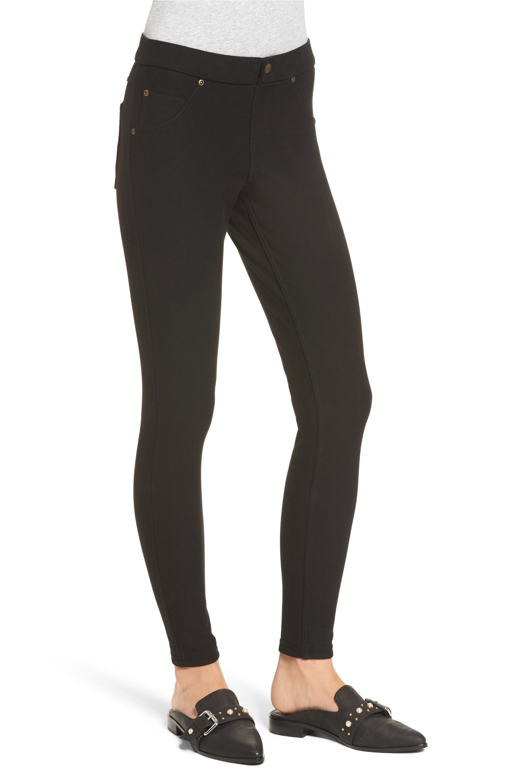b8e49e7a889364 Hue Fleece Lined Leggings | Nordstrom