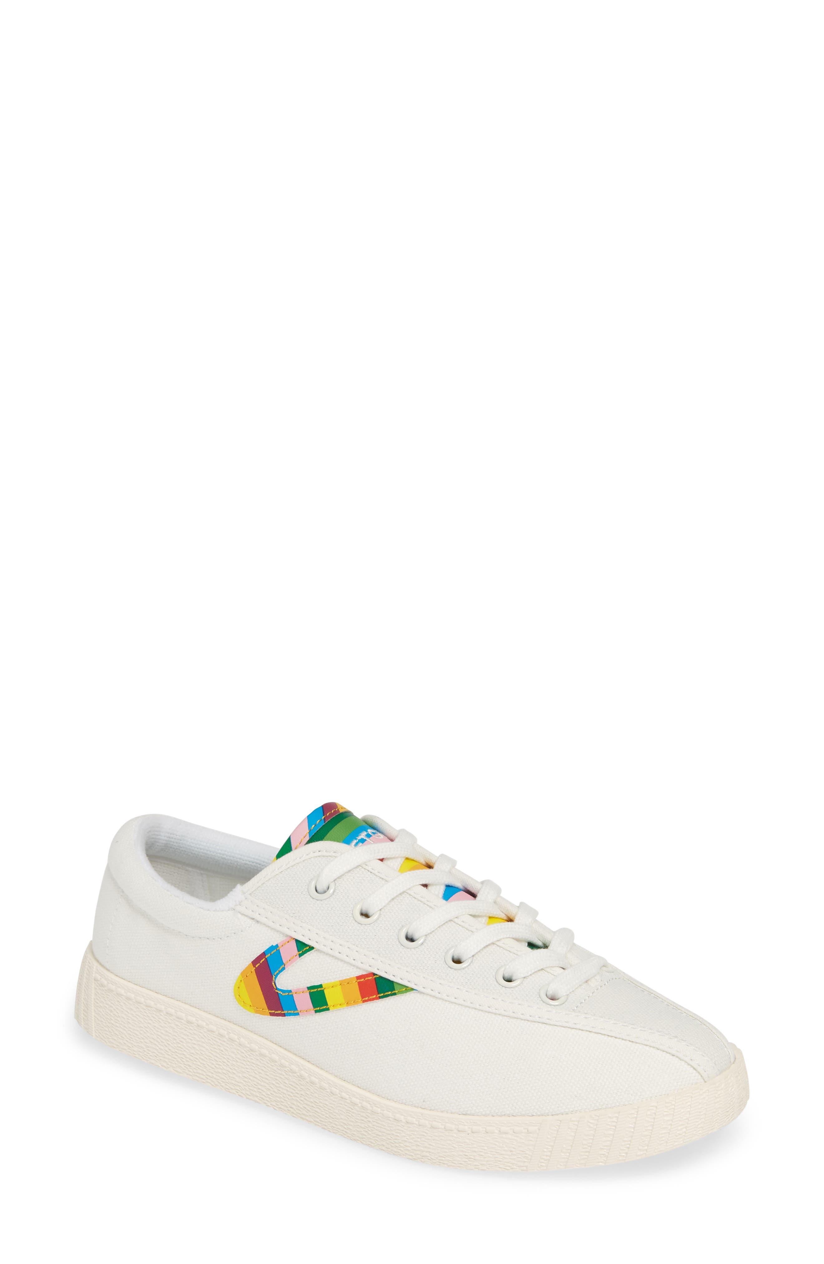 ,                             Nylite 28 Plus Sneaker,                             Main thumbnail 1, color,                             VINTAGE WHITE/ CLASSIC MULTI