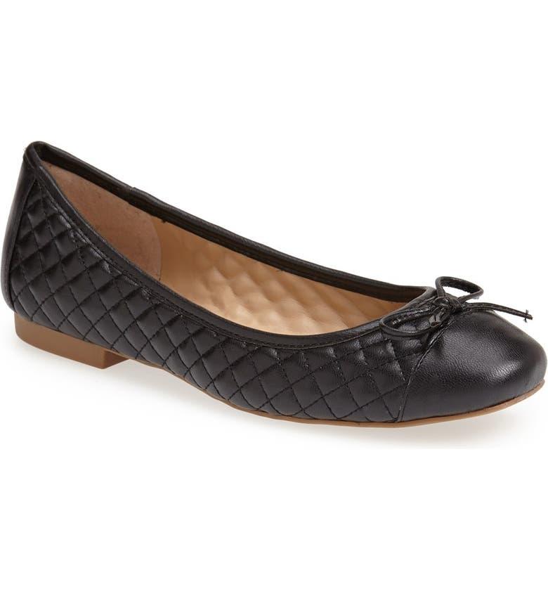 SOLE SOCIETY 'Amina' Flat, Main, color, 001