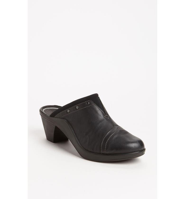 ROMIKA<SUP>®</SUP> 'Mokasetta 271' Mule, Main, color, BLACK