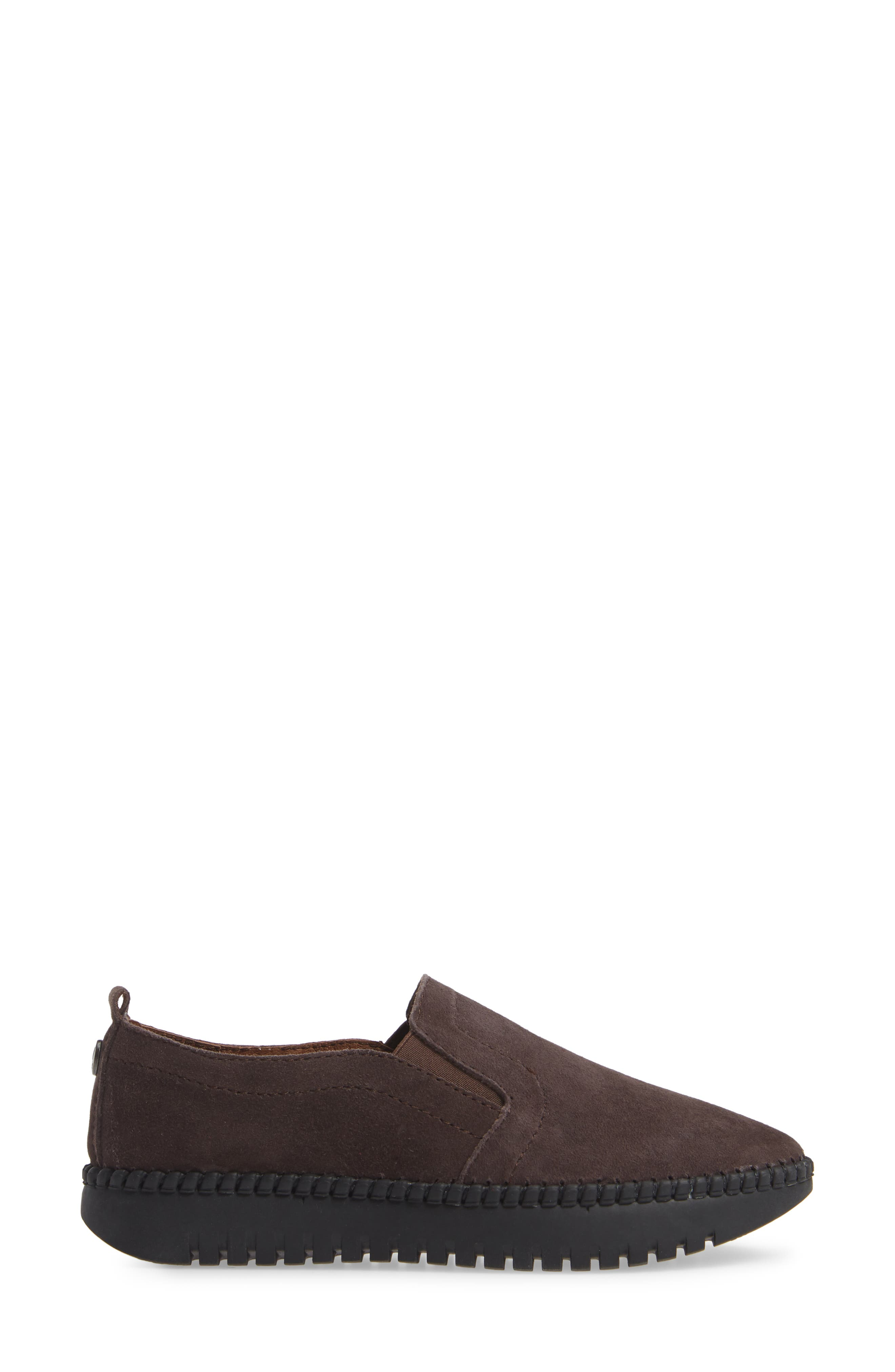 ,                             TW 82 Sneaker,                             Alternate thumbnail 3, color,                             TAUPE LEATHER