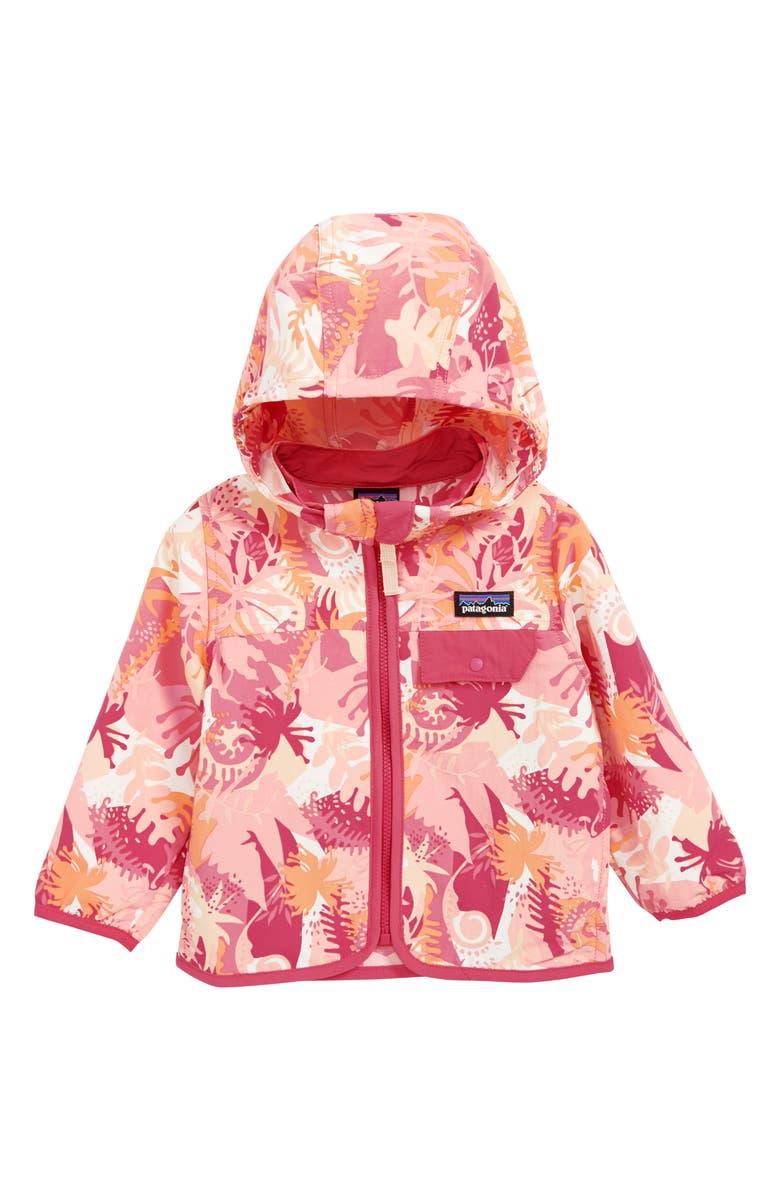 d55ce0c7 Patagonia Baggies™ Water Repellent Windbreaker Jacket (Baby) | Nordstrom