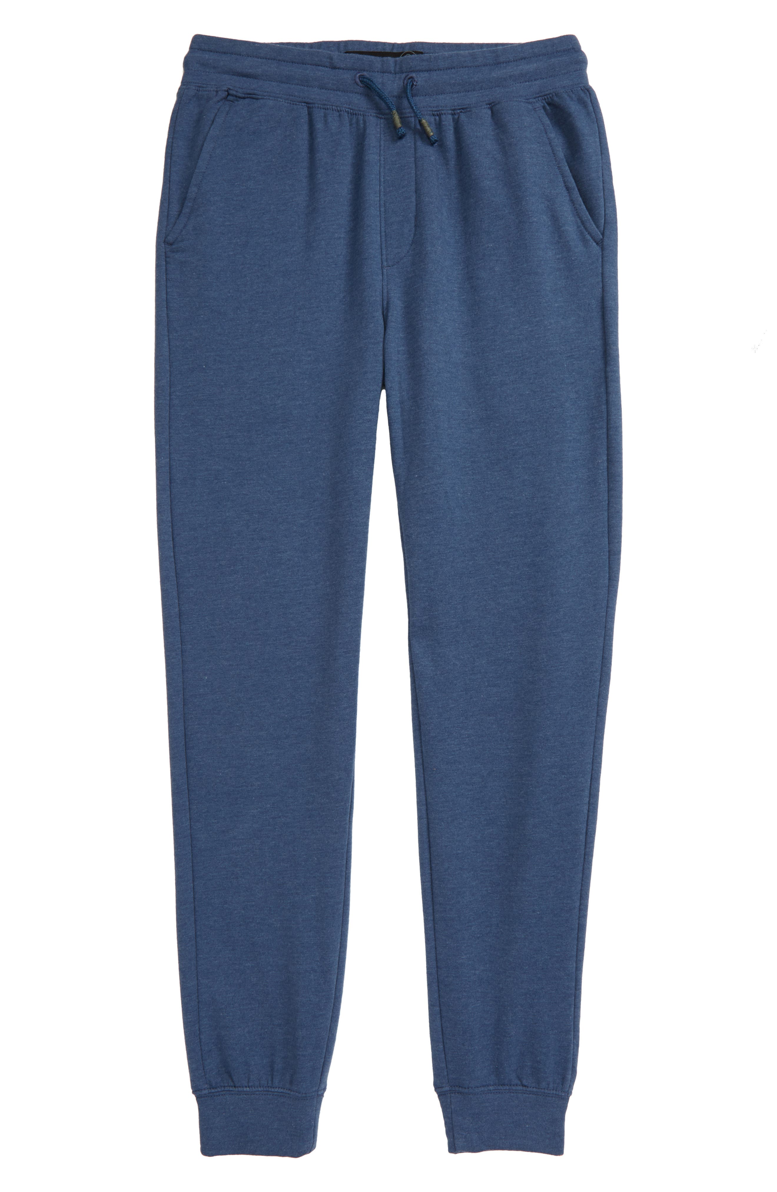 Perfect for playing or just lounging around, these easy-wearing sweatpants sport a slightly tapered fit and plenty of pockets for stowing essentials. When you buy Treasure & Bond, Nordstrom will donate 2.5% of net sales to organizations that work to empower youth. Style Name: Treasure & Bond Kids\\\' Jogger Sweatpants (Little Boy & Big Boy). Style Number: 5995160. Available in stores.