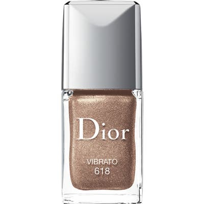 Dior Vernis Gel Shine & Long Wear Nail Lacquer - 618 Vibrato