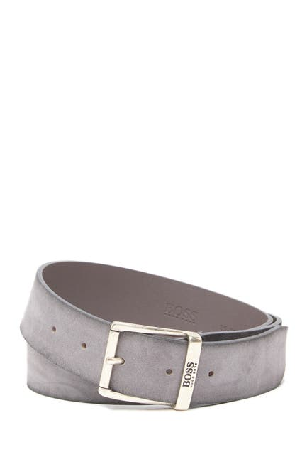 Image of BOSS Joni Leather Belt