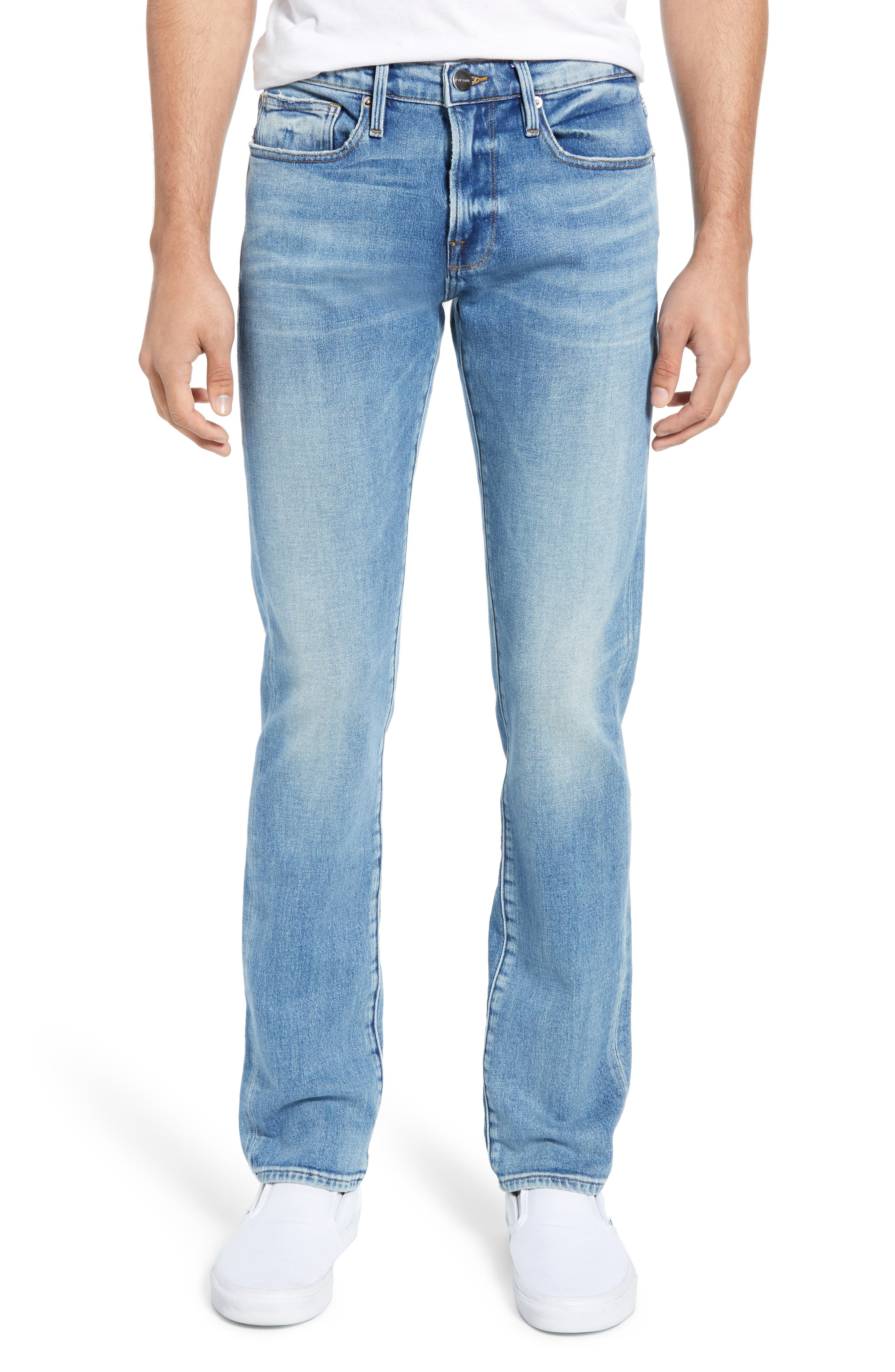 Image of FRAME L'Homme Slim Fit Jeans
