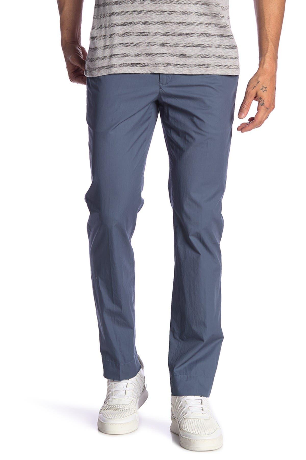 Image of ATM Anthony Thomas Melillo Solid Poplin Pants