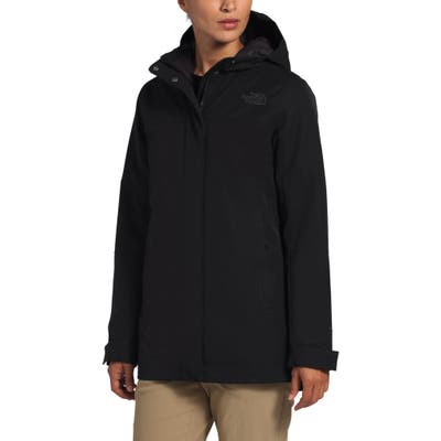 The North Face Menlo Insulated Parka, Black