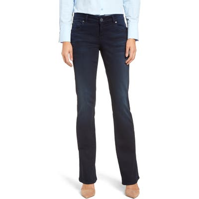 Kut From The Kloth Natalie Stretch Bootleg Jeans, Blue