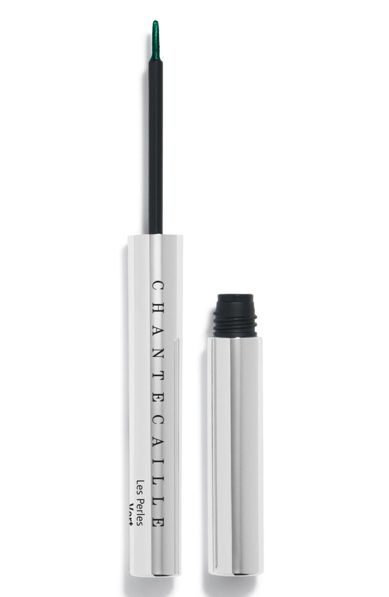 CHANTECAILLE Les Perles Metallic Eyeliner, Main, color, LES PERLES EYELINER VERT