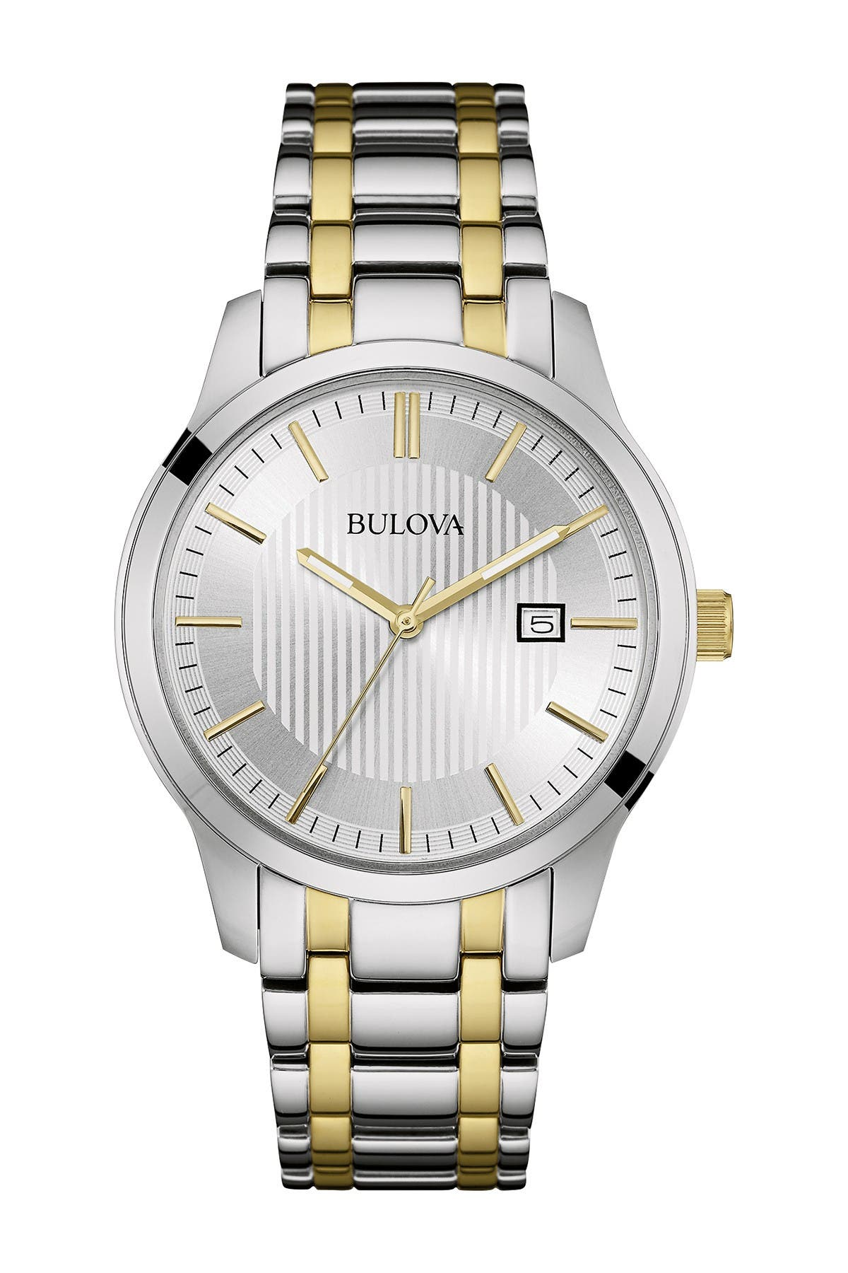 Image of Bulova Men's Classic Collection Chronograph Watch, 40mm