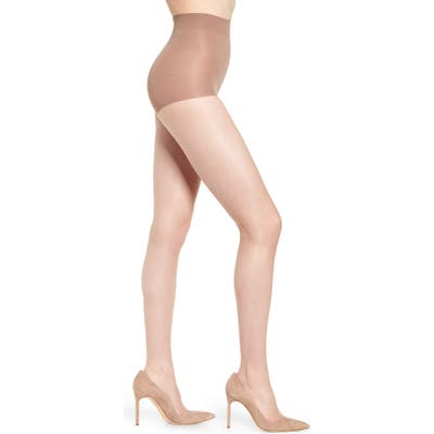 Natori Exceptionally Sheer Control Top Tights