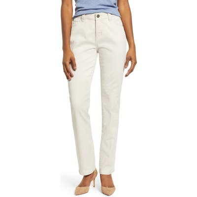 Jag Jeans Ruby Straight Pants, Beige