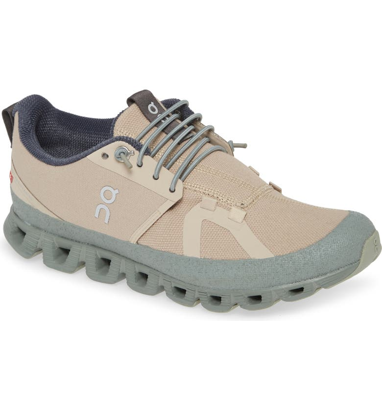 ON Cloud Dip Sneaker, Main, color, SAND/ KELP