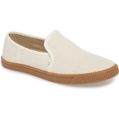 Toms Clemente Slip-On, Ivory