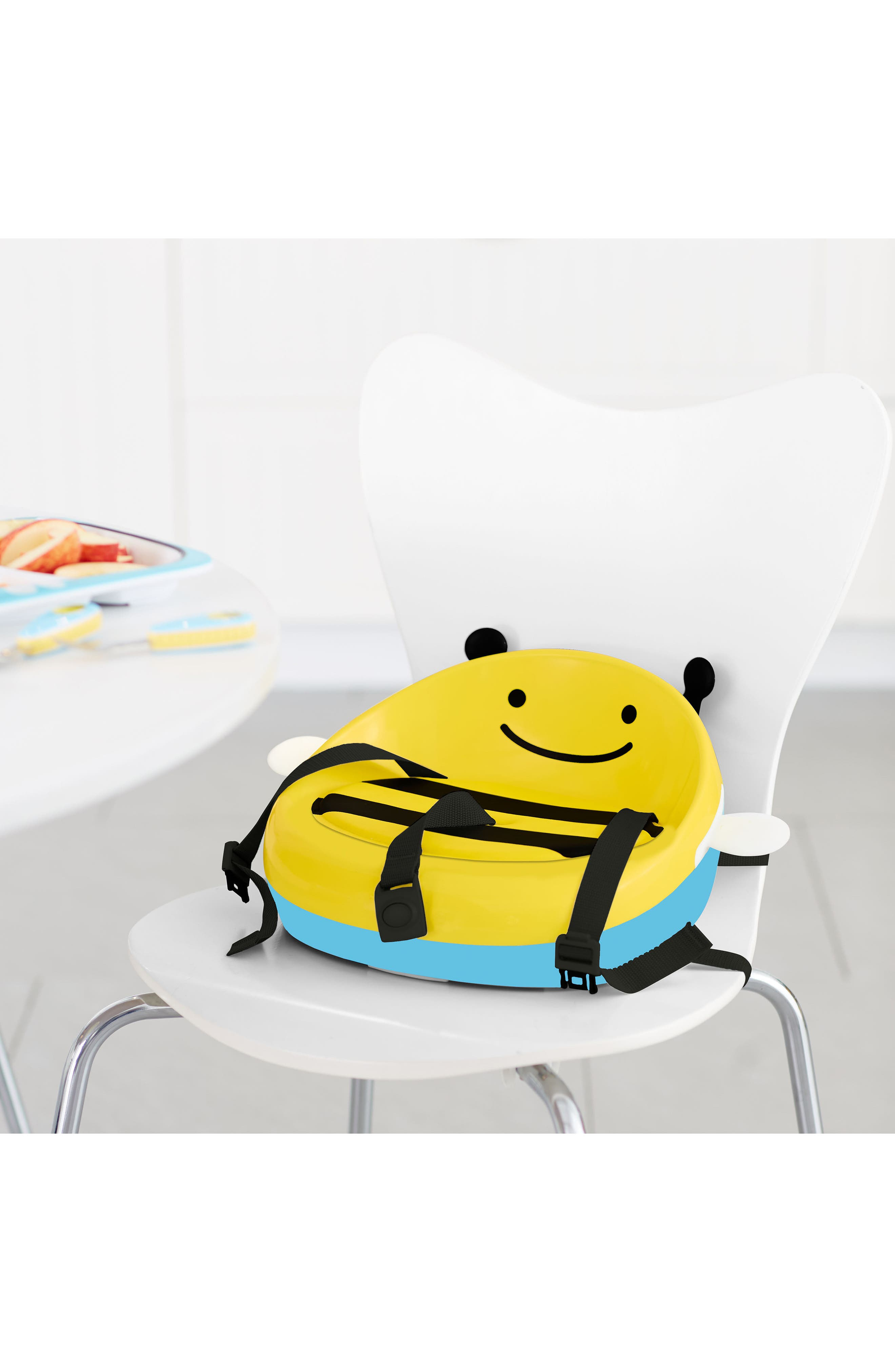 ,                             Zoo Two-Stage Booster Seat,                             Alternate thumbnail 4, color,                             YELLOW