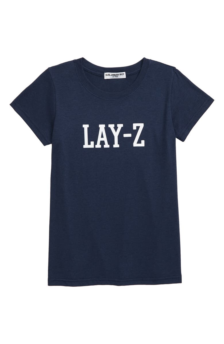 SUB_URBAN RIOT Lay-Z Tee, Main, color, 410