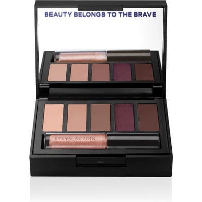 Kevyn Aucoin Beauty Emphasize Eyeshadow Design Palette - As Seen In