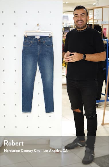 Mid Rise Skinny Jeans, sales video thumbnail