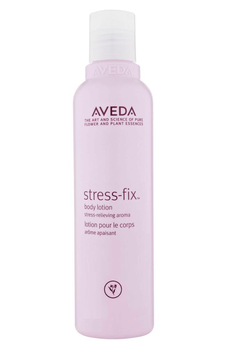 AVEDA stress-fix<sup>™</sup> Body Lotion, Main, color, NO COLOR