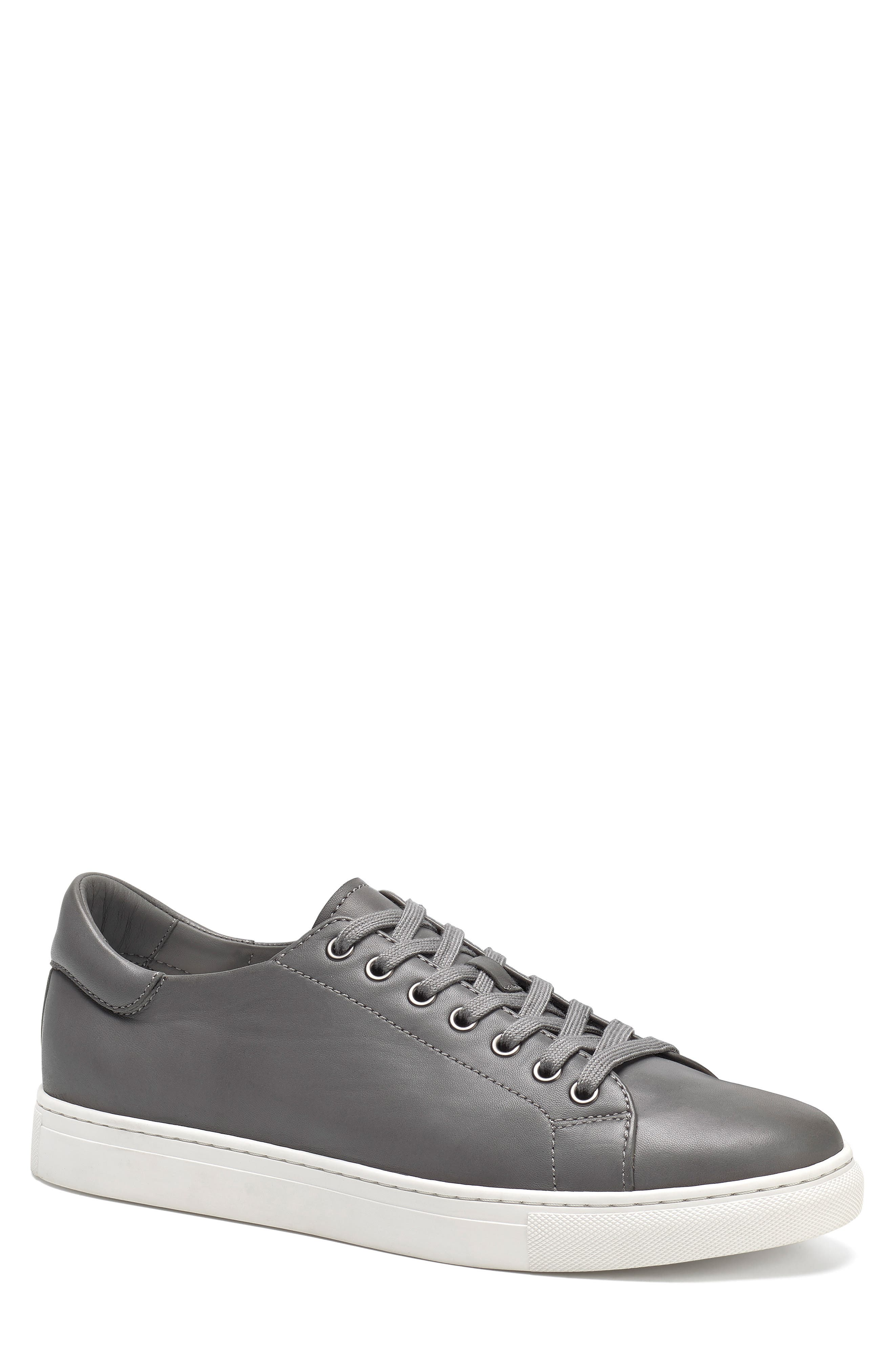Top-notch Horween Chromexcel pull-up leather defines a classic sneaker with a molded, cushioned footbed for superior support. Style Name: Trask Alder Sneaker (Men). Style Number: 5870646. Available in stores.