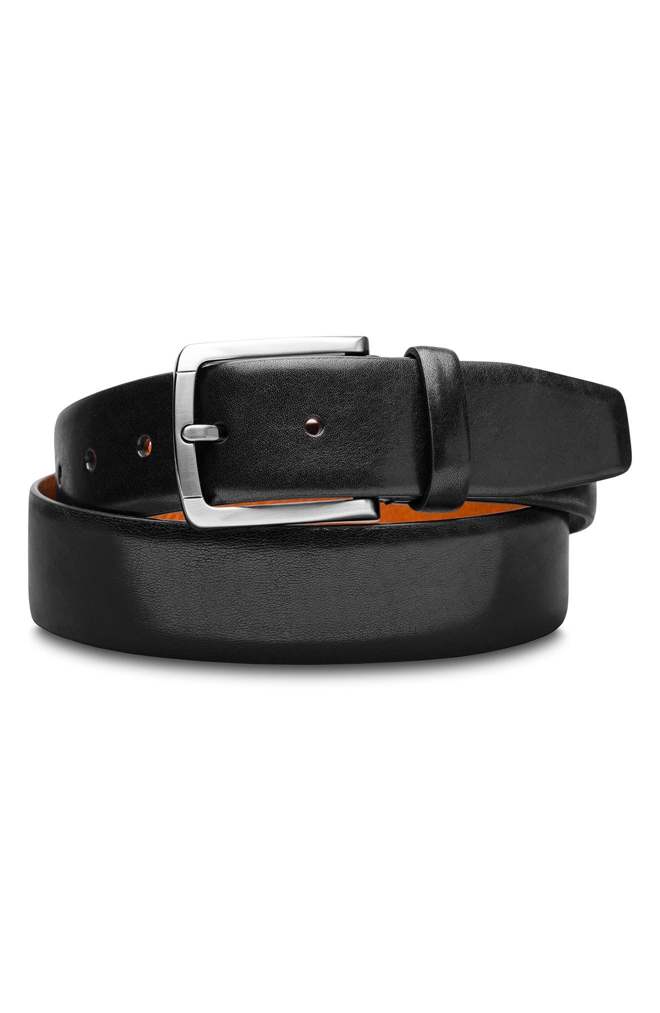 Napoli Leather Belt
