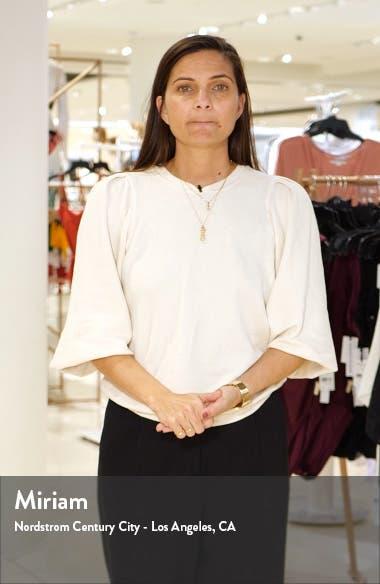 Rosette Chiffon Gown, sales video thumbnail