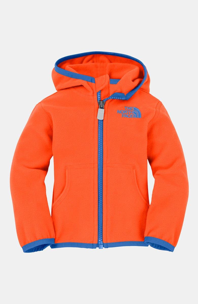 THE NORTH FACE 'Glacier' Fleece Jacket, Main, color, 800