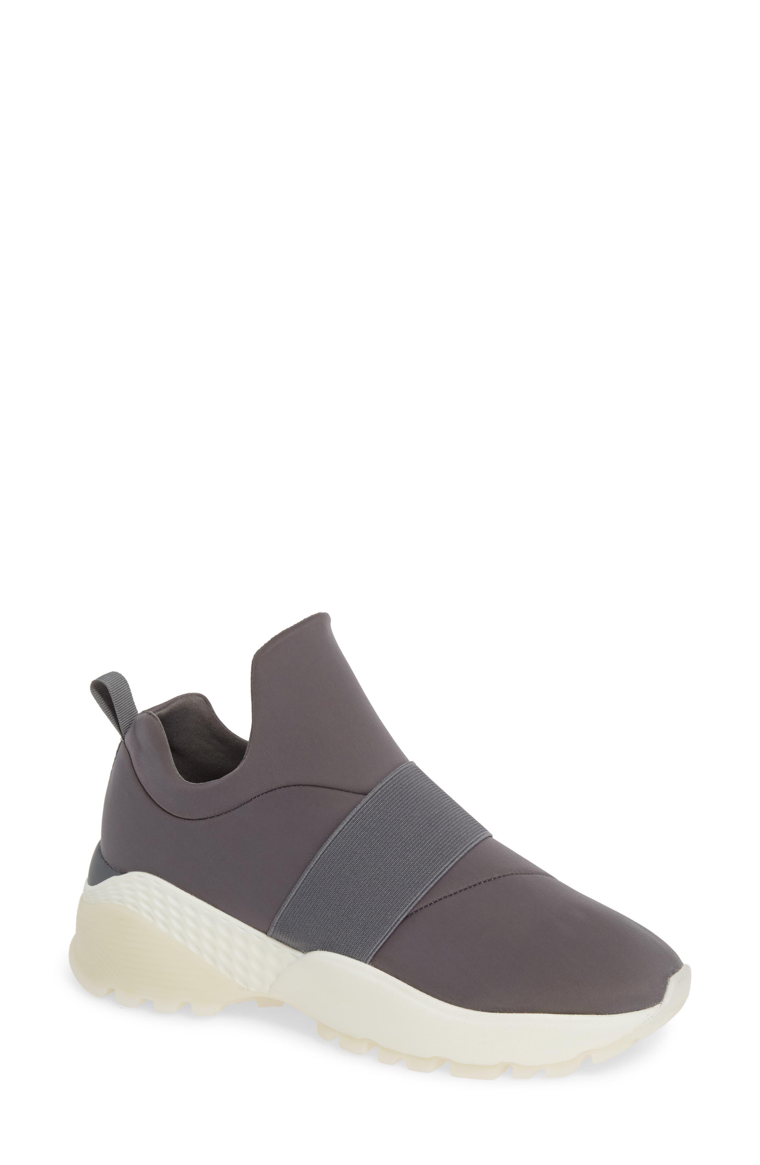 Jslides Slip-On Sneaker, Grey