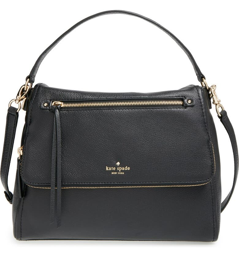 KATE SPADE NEW YORK 'cobble hill - toddy' satchel, Main, color, 001