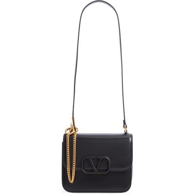 Valentino Garavani Small Vsling Shoulder Bag - Black