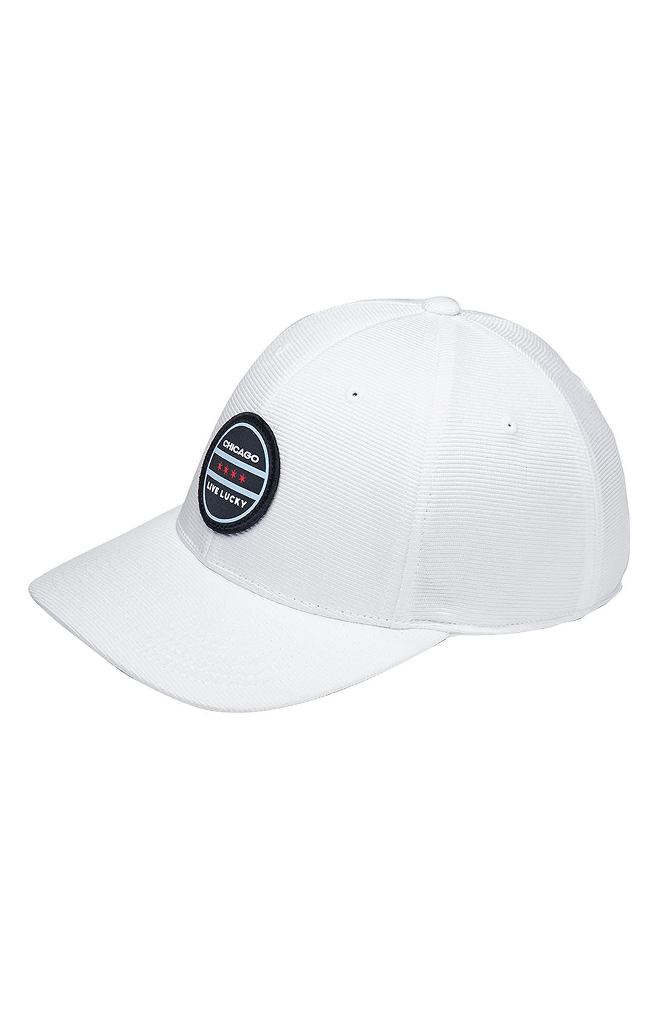 Chicago Staple Snapback Baseball Cap