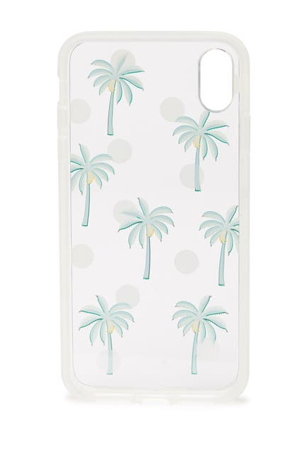Image of SONIX Bora Palm & Dot iPhone XS Max Case