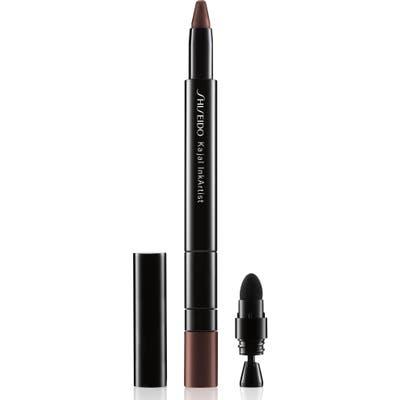 Shiseido Kajal Inkartist Eyeshadow, Liner & Brow Pencil - Tea House