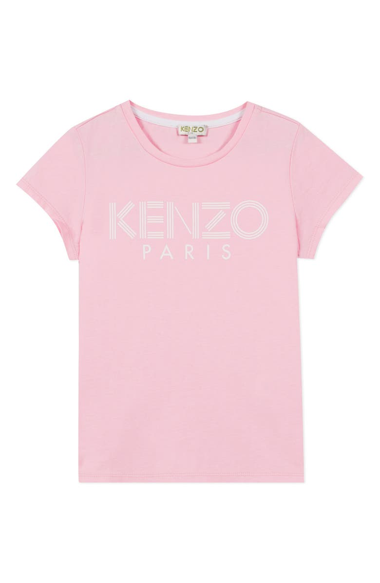 KENZO Logo Graphic Tee, Main, color, 692